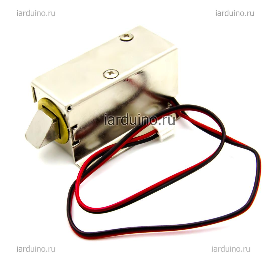 Замок электромагнитный  для Arduino ардуино