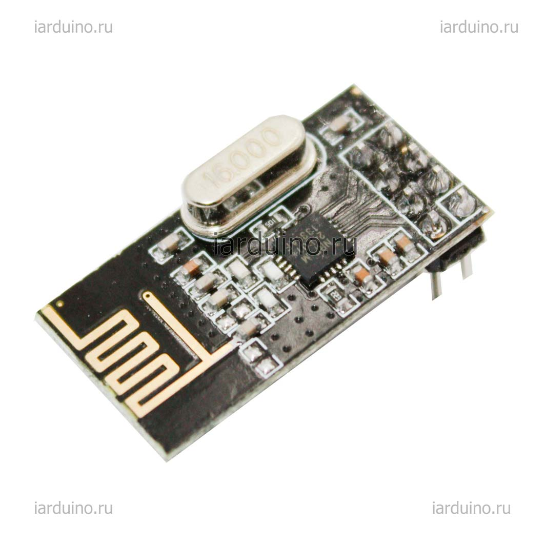 Радио модуль 2.4G  Wireless Module 2.4G  NRF24L01+ для ардуины