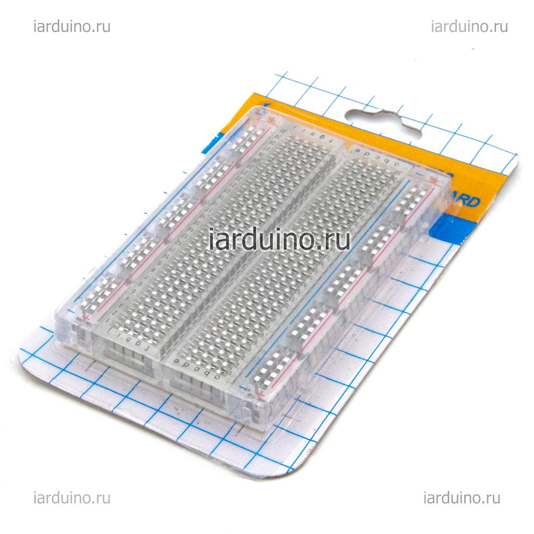 Arduino - Setting up an Arduino on a breadboard
