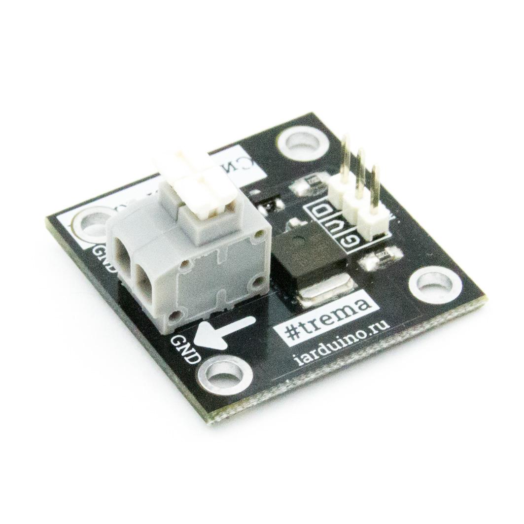 Силовой ключ (Trema-модуль) для arduino