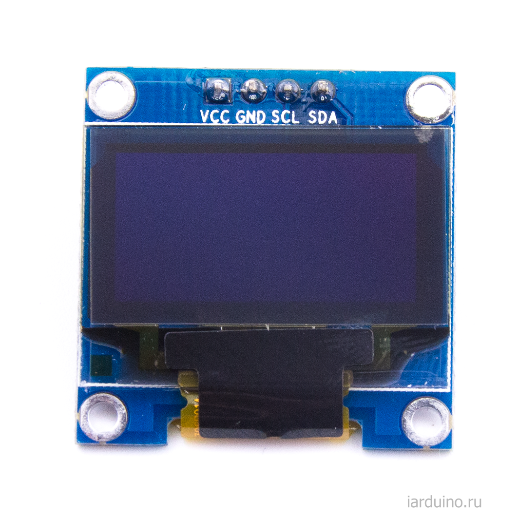 NewHaven OLED Display on I2C - Hardware - Particle
