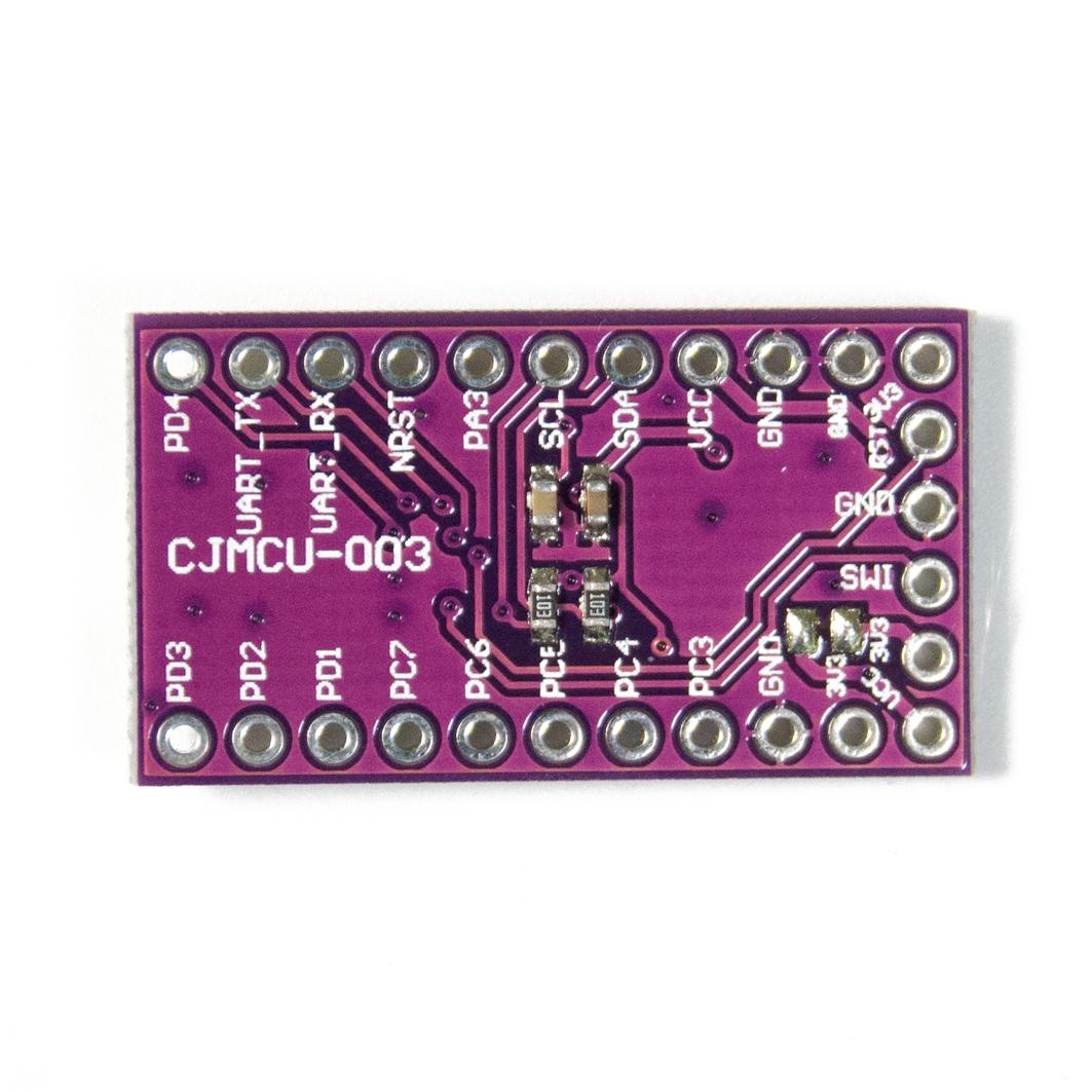 Контроллер STM8S003F3P6  для Arduino ардуино
