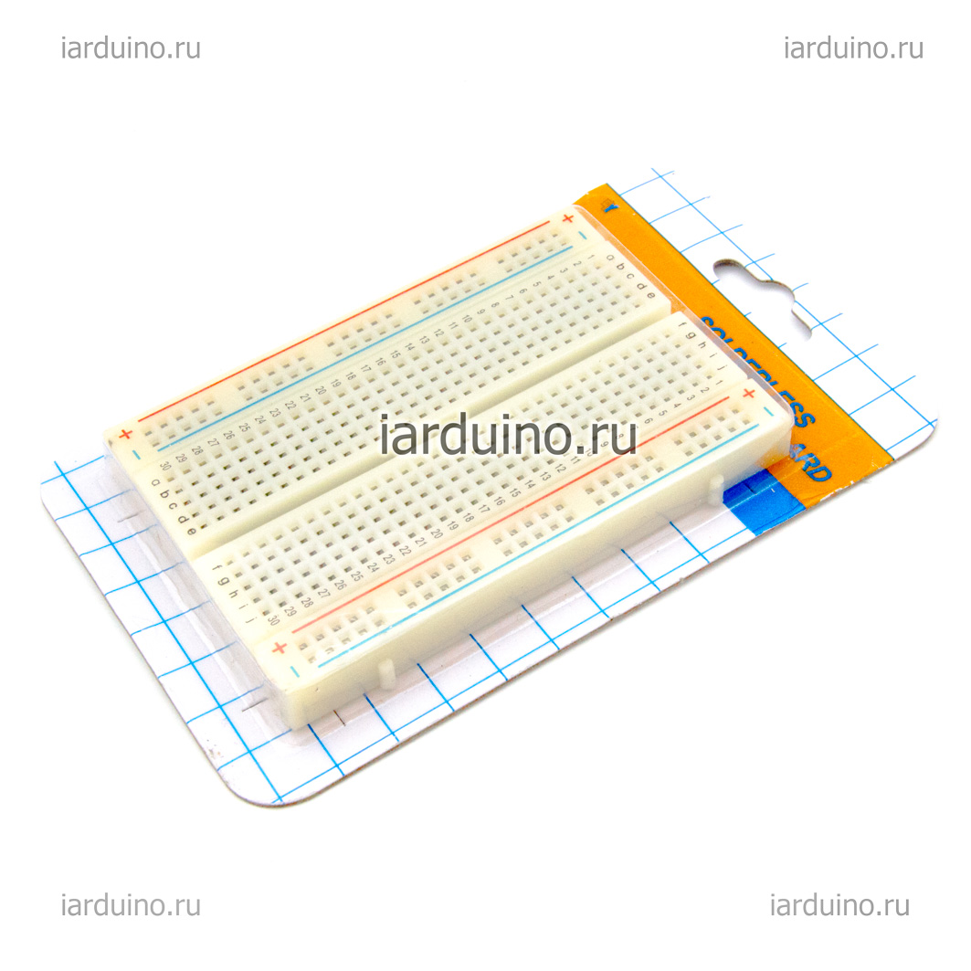 Breadboard  mini   для Arduino ардуино