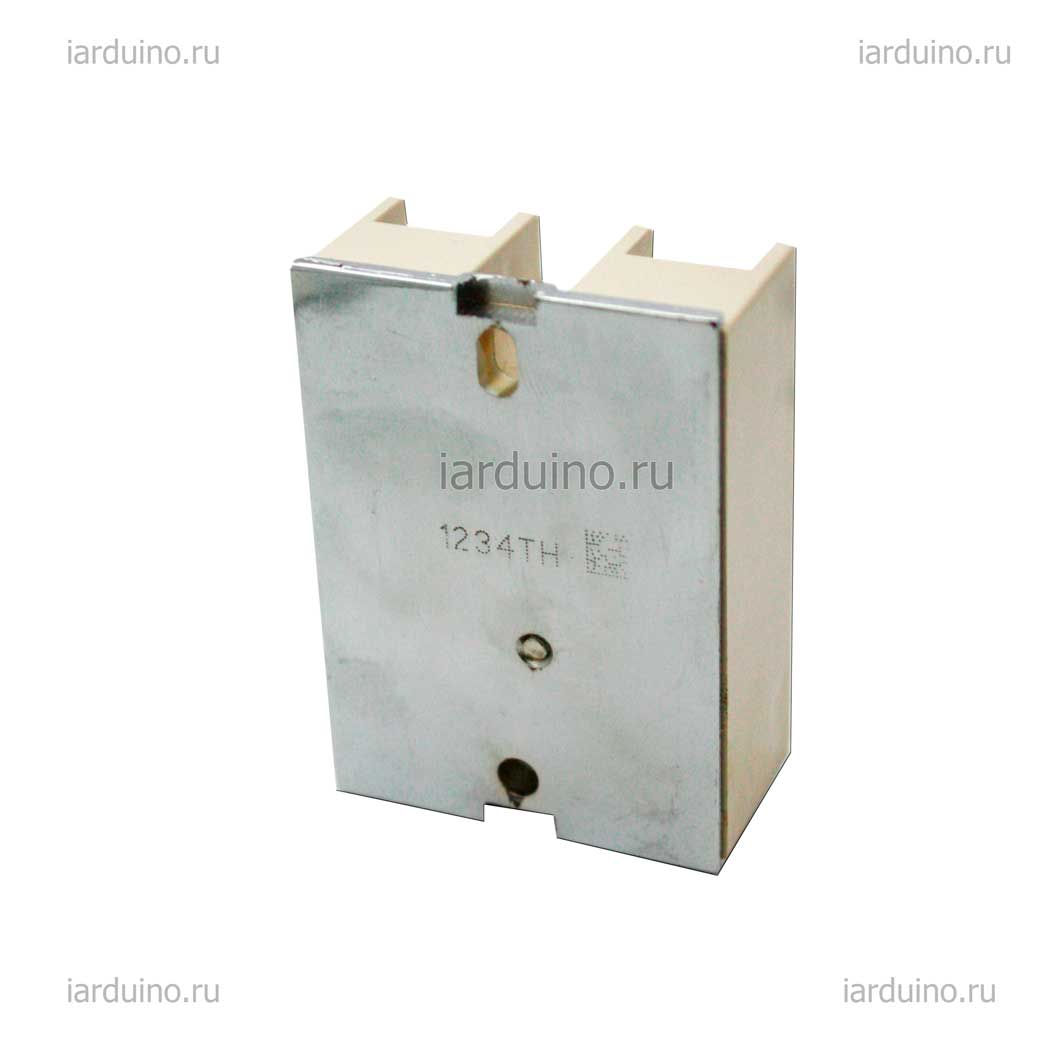 Твердотельное реле 25А FOTEK ssr-25 DA для Arduino ардуино