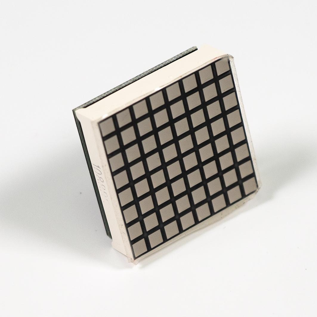 LED Матрица 8x8, красная - i2c (Trema-модуль) для Arduino ардуино