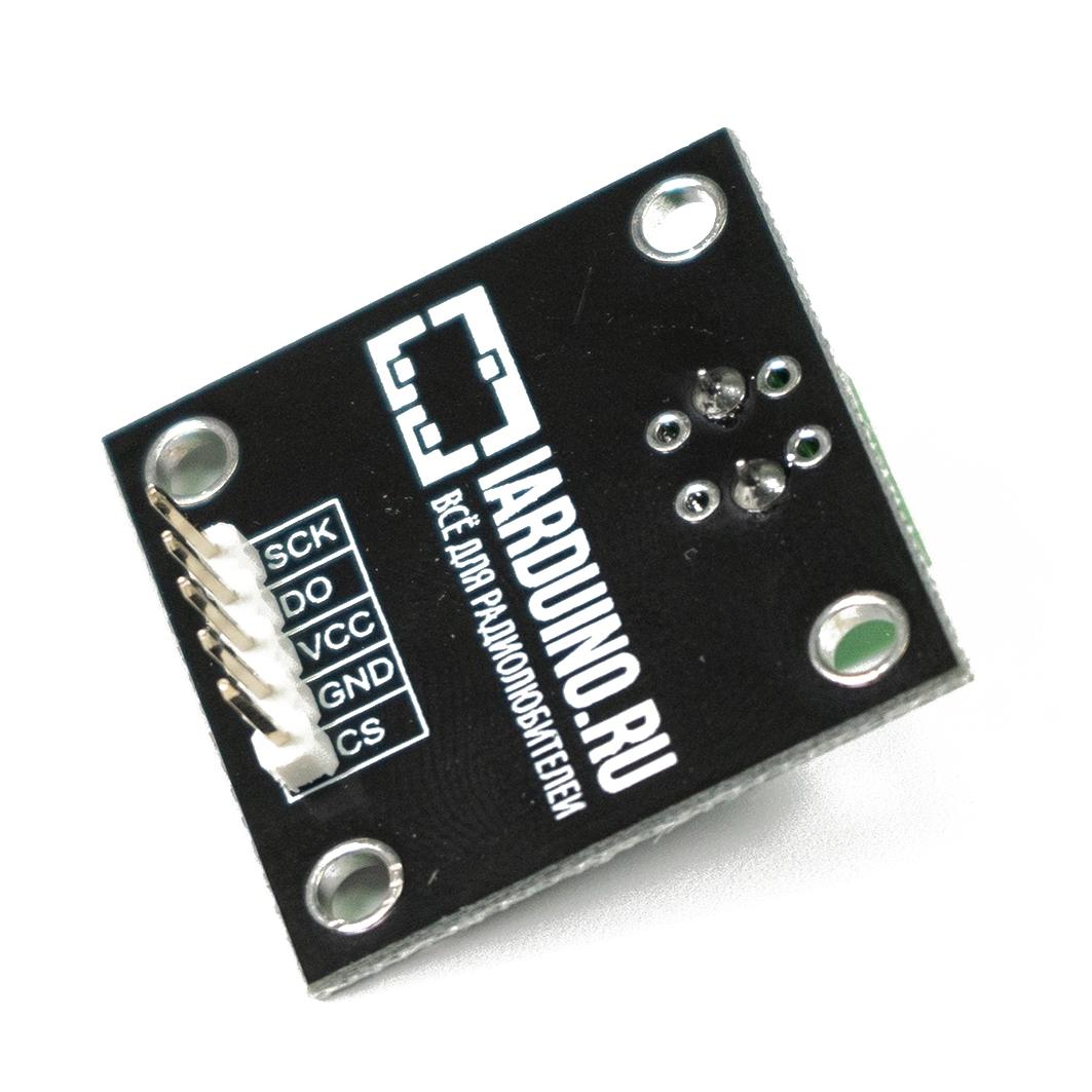Нормализатор сигнала термопары К-типа, max6675 (Trema-модуль V2.0) для Arduino ардуино