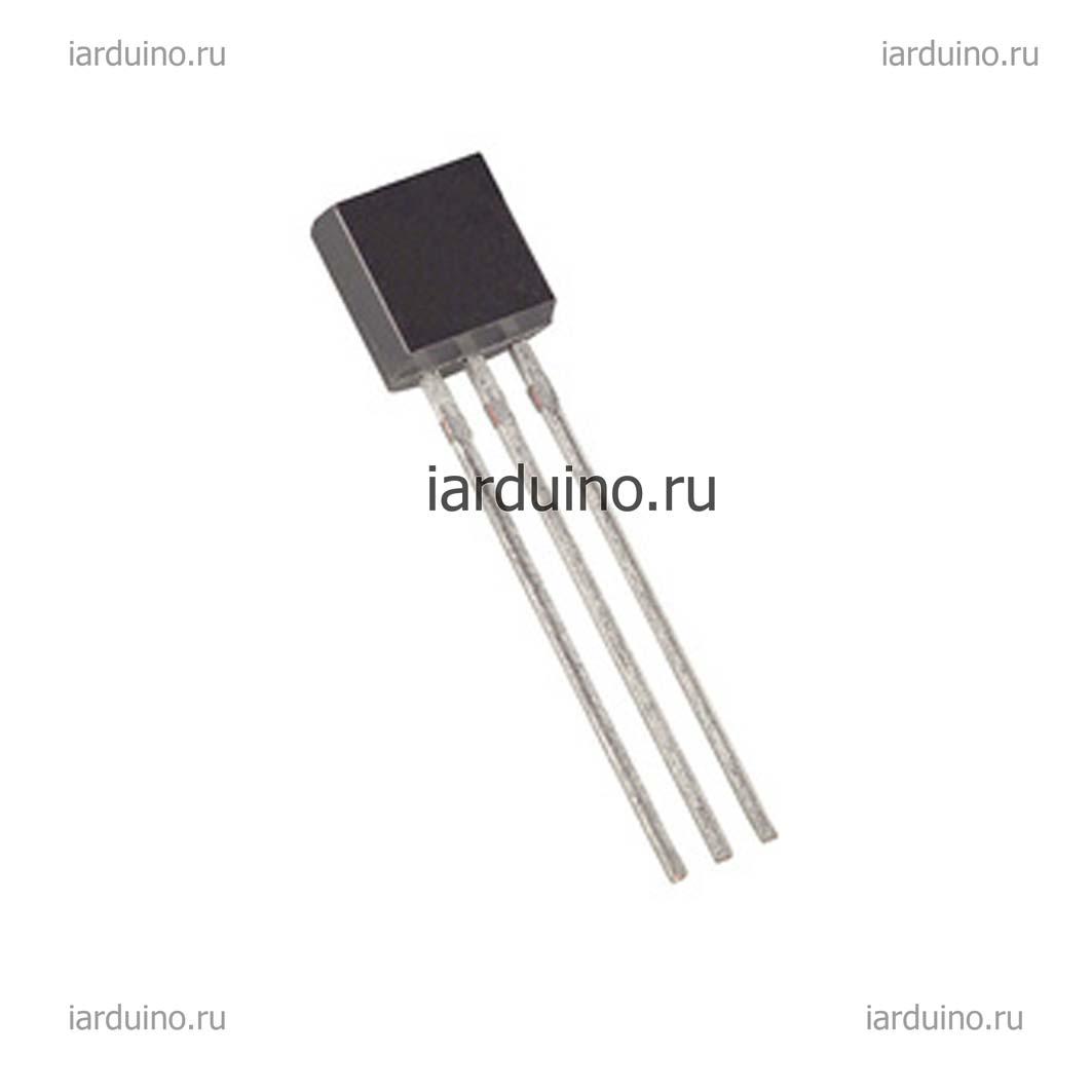 Датчик температуры DS18B20+ для Arduino ардуино