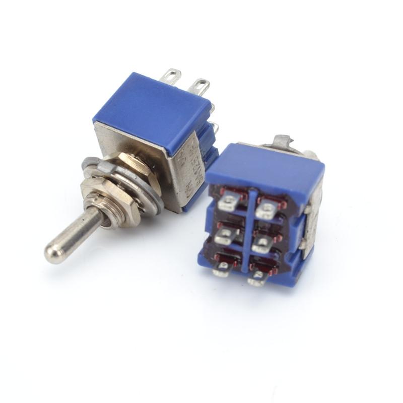 Тумблер 6-pin для Arduino ардуино