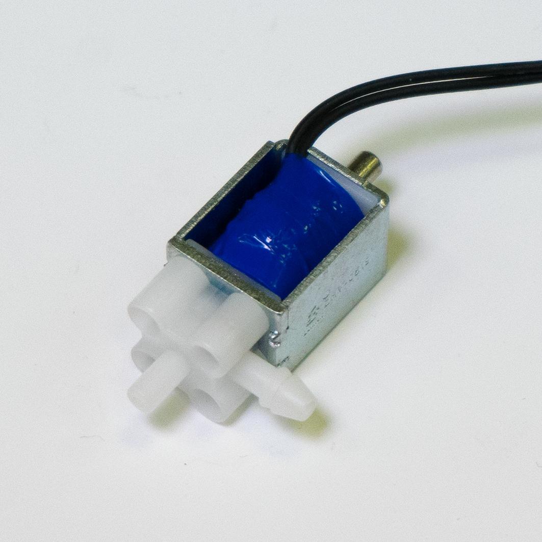 Нормально закрытый соленоидный клапан, 5В для Arduino ардуино