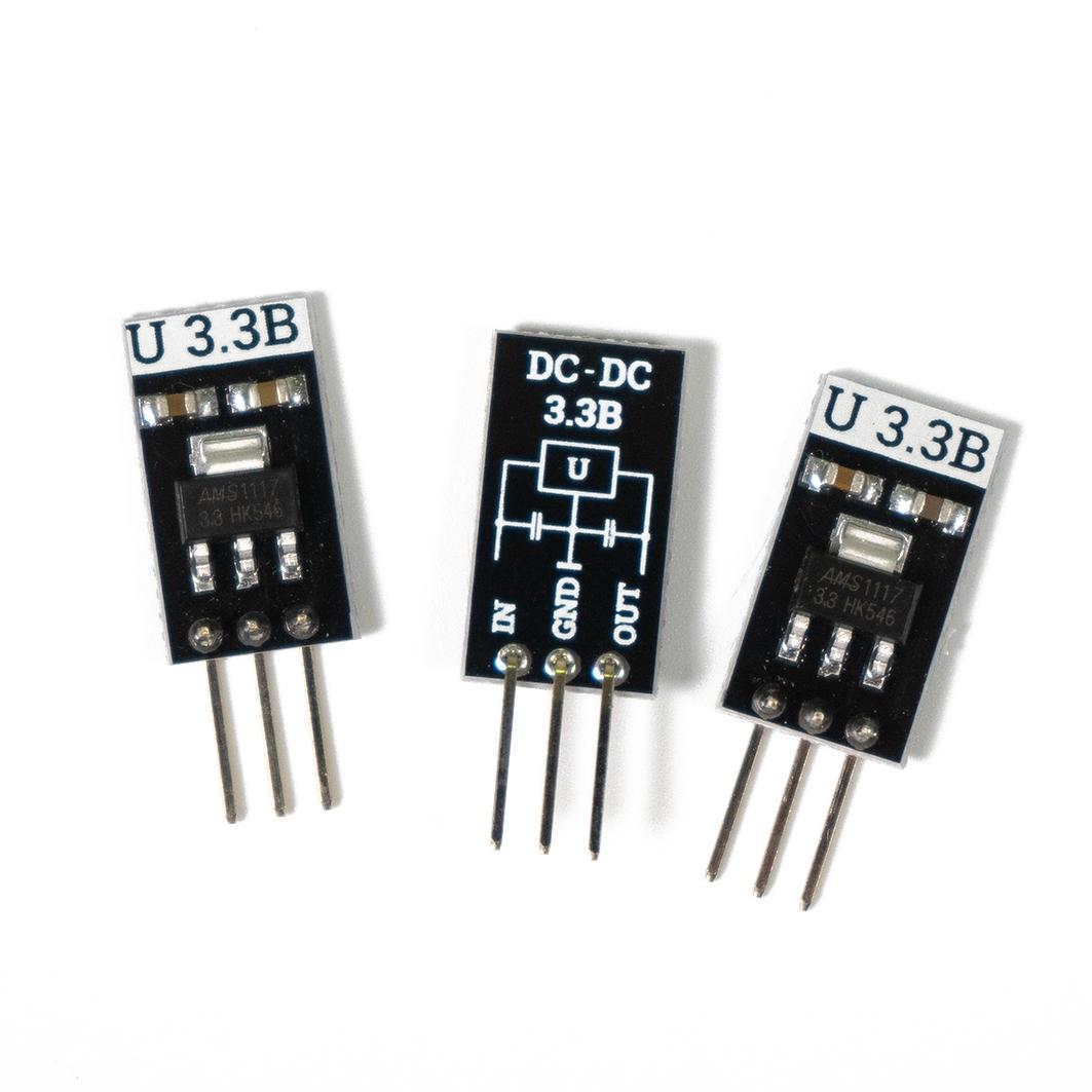 Стабилизатор питания 3.3В, 3шт. для Arduino ардуино