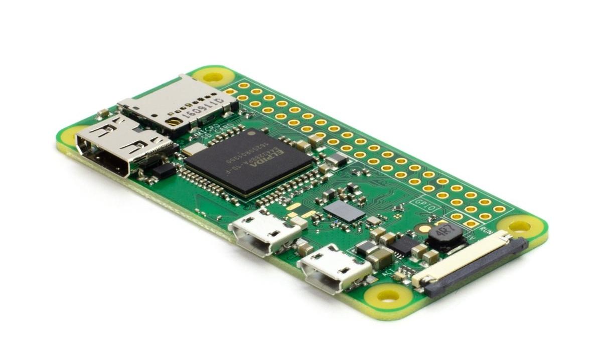 Raspberry Pi ZERO W для Arduino ардуино