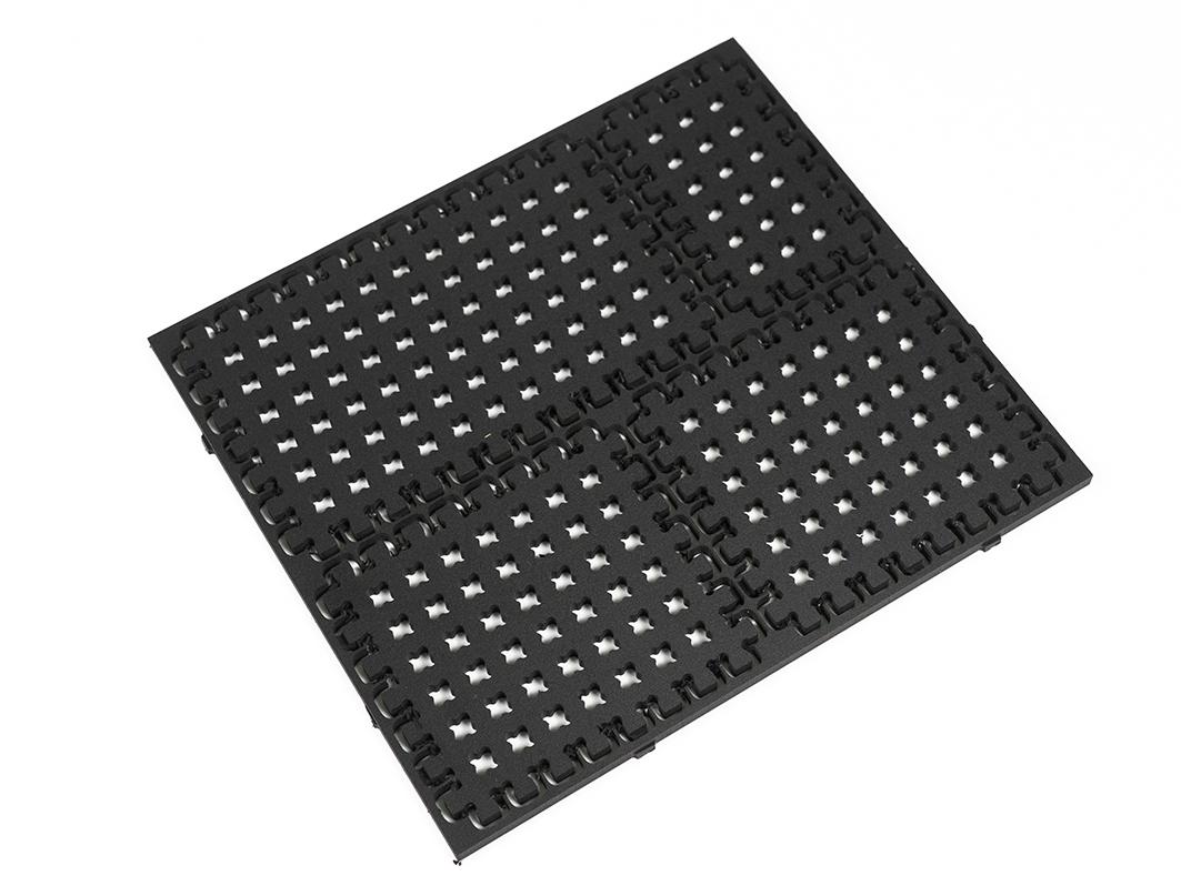Пластины средние (конструктор ПВХ) для Arduino ардуино