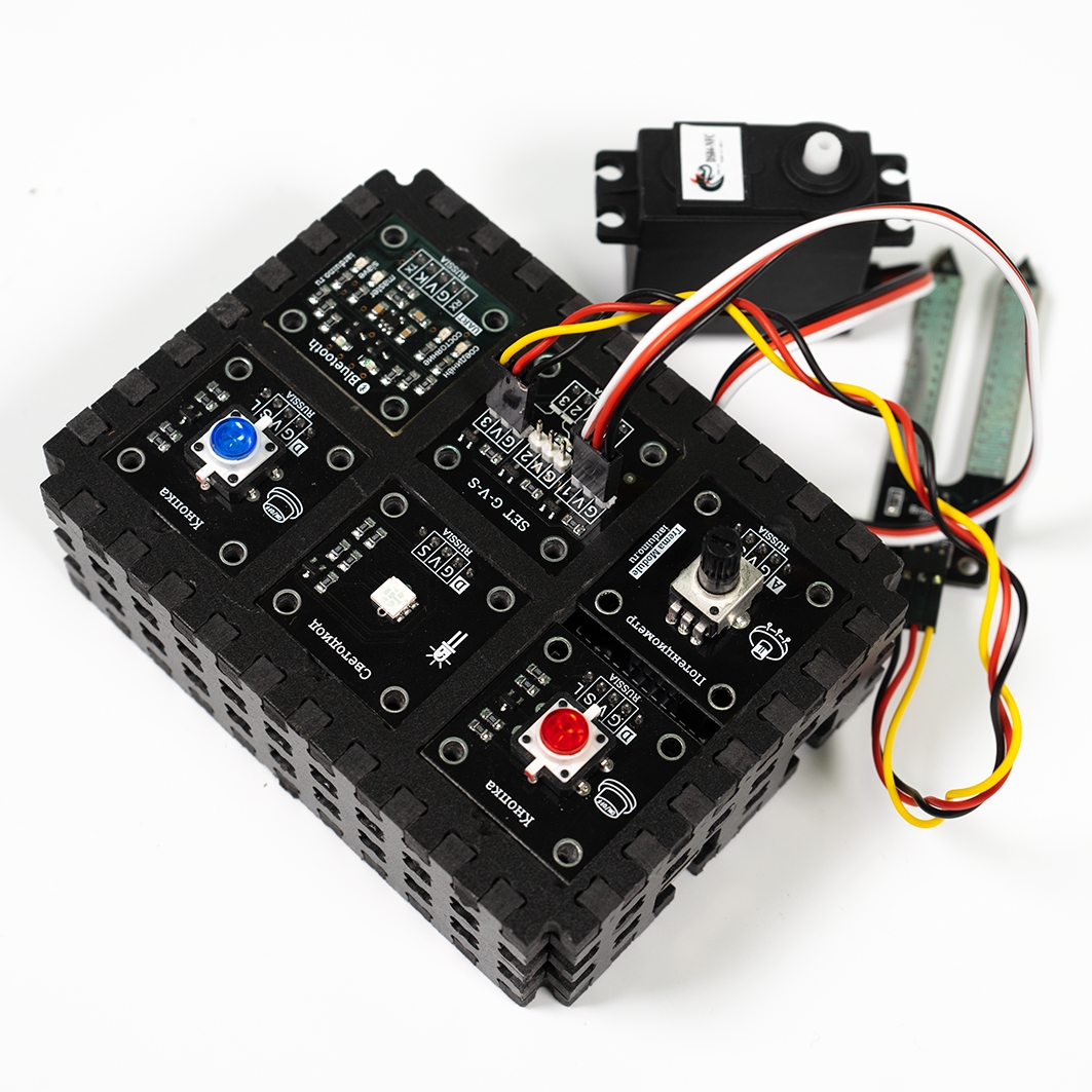 SET G-V-S (Trema-модуль V2.0) для Arduino ардуино