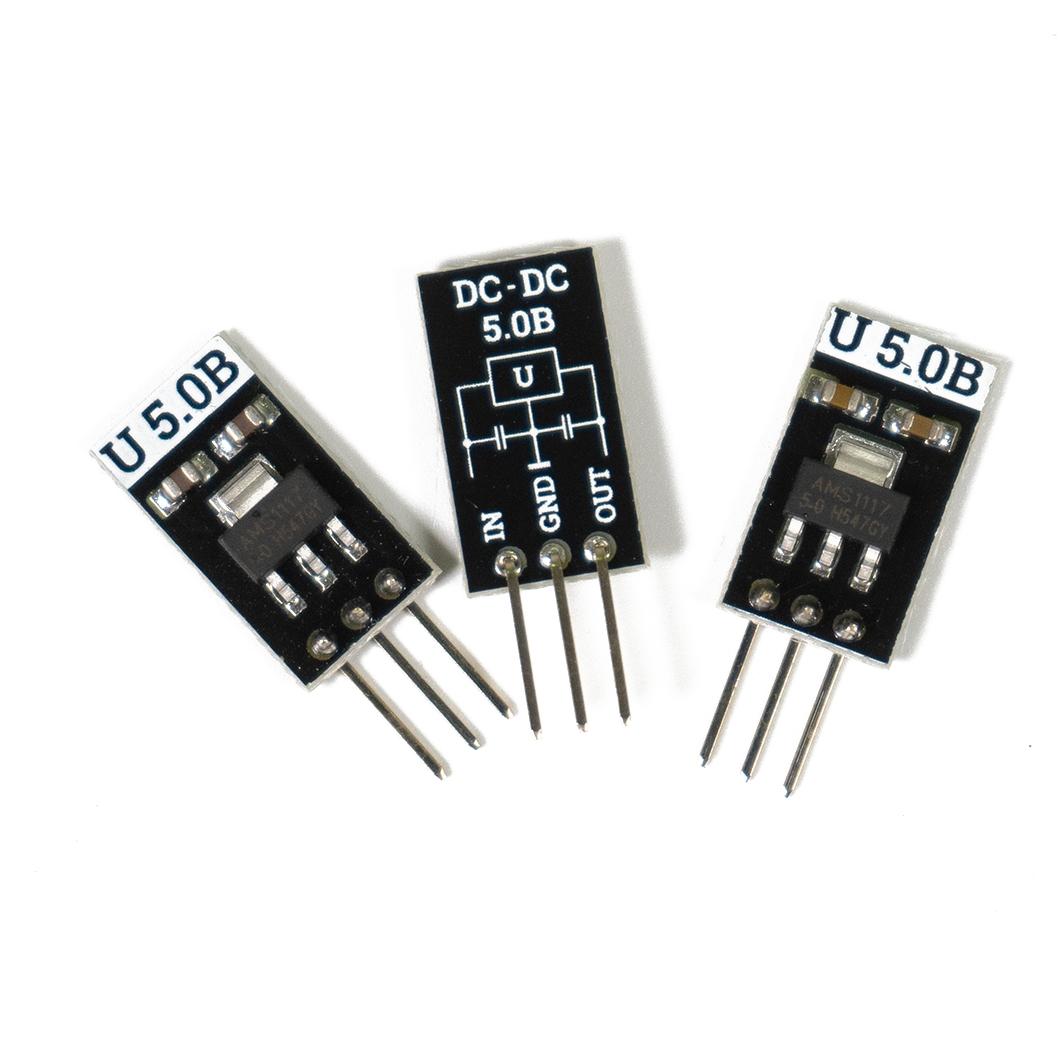 Стабилизатор питания 5В, 3шт. для Arduino ардуино