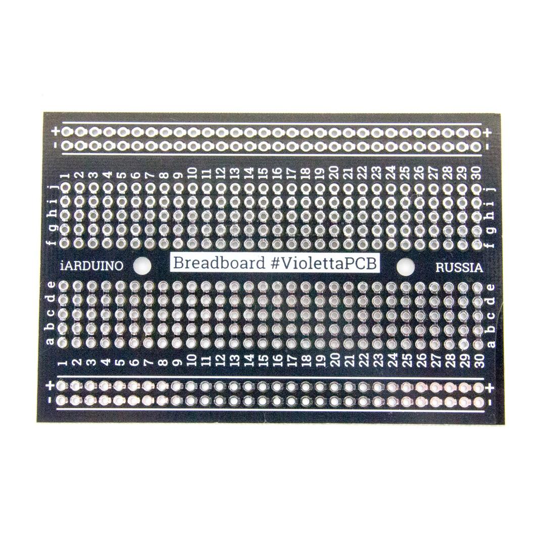 Макетная плата Breadboard PCB  для Arduino ардуино