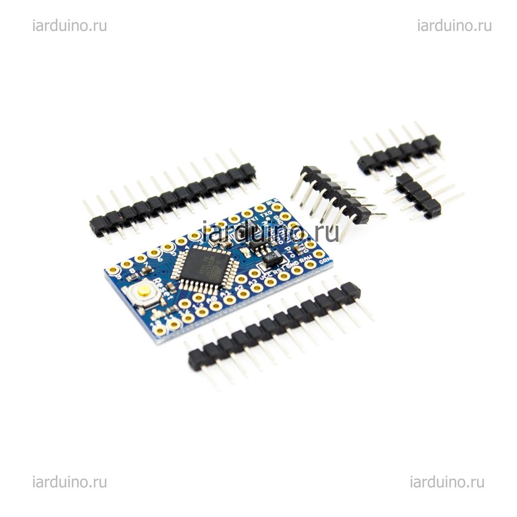 Arduino Pro Mini 5V 16MHz для Arduino ардуино