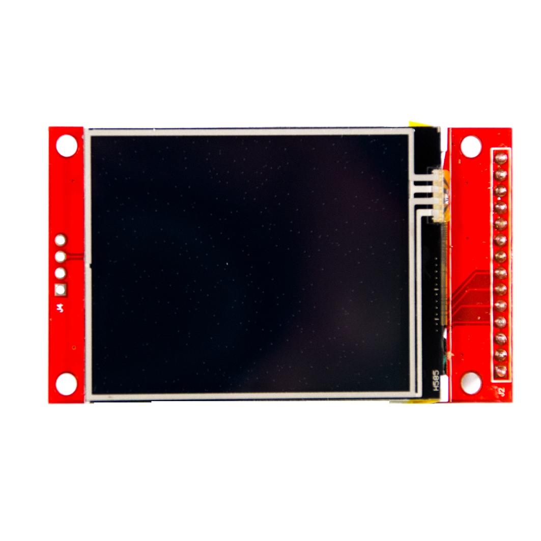 """Цветной графический TFT-экран 240×320 / 2,8"""" , Сенсорный для Arduino ардуино"""