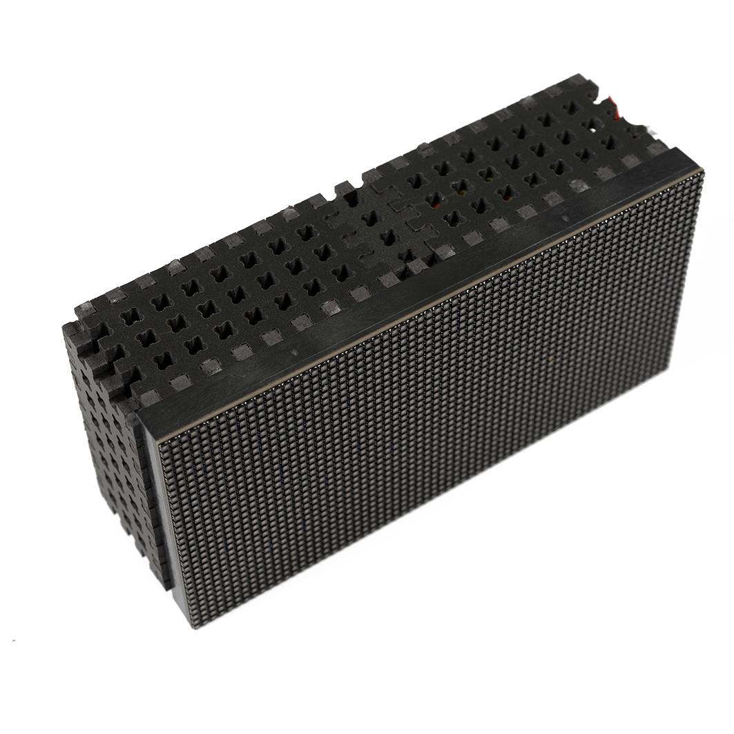 Крепление для RGB матрицы 64x32, P3 (конструктор ПВХ) для Arduino ардуино