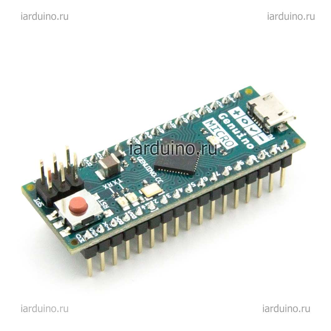 Genuino Micro ORIGINAL для Arduino ардуино