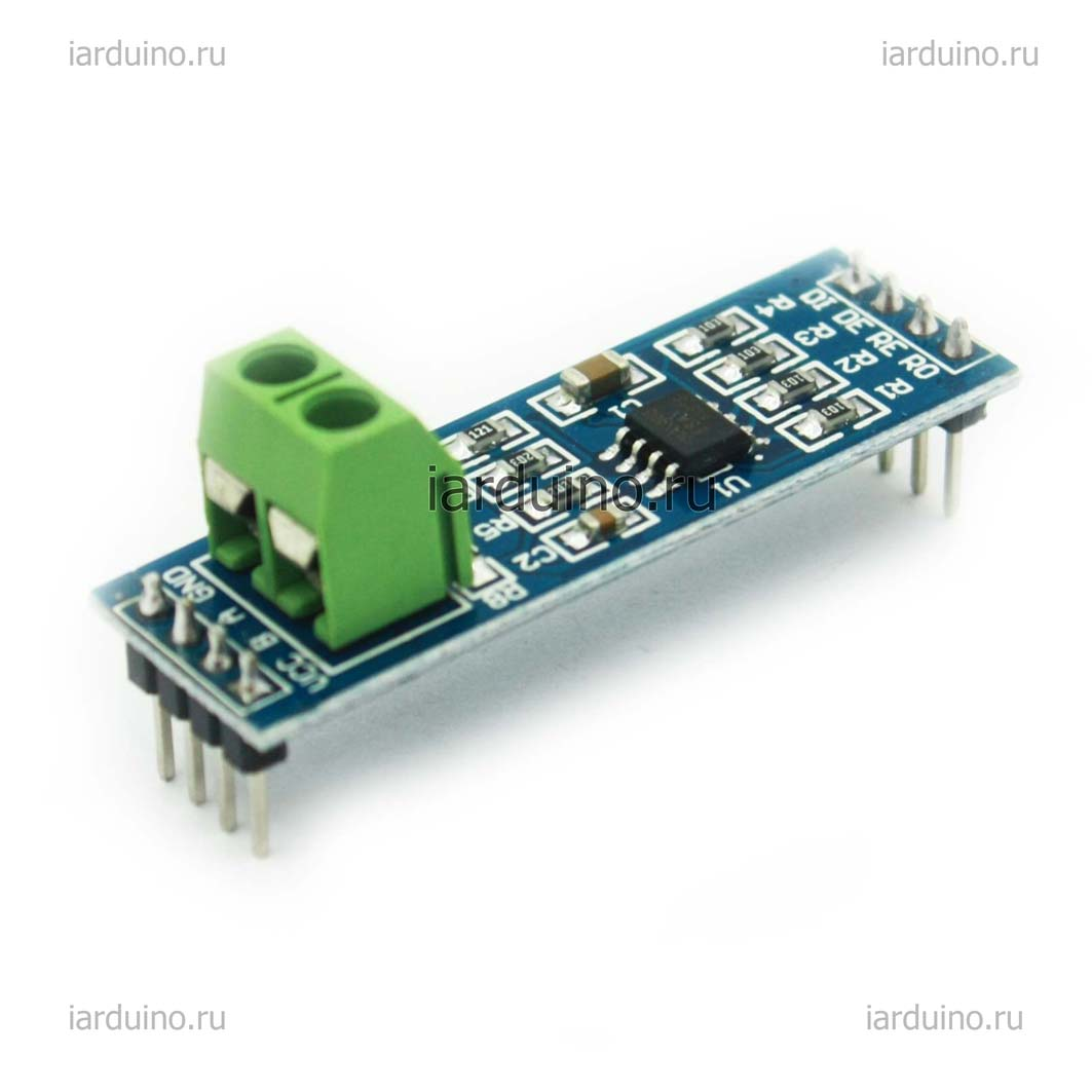 Tuotorial of Using RS485 Shield V2 on Arduino