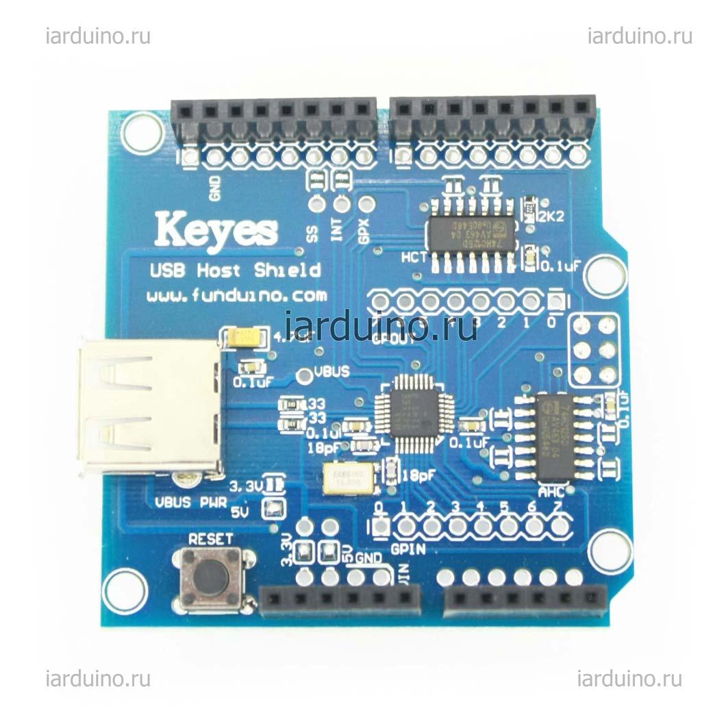 Arduino USB Host Shield - amazoncom