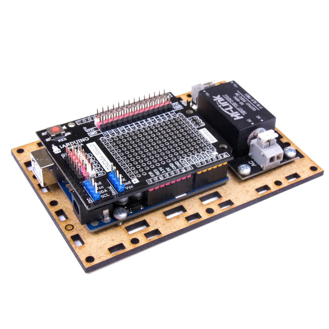 Платформа #1, основание для Arduino ардуино