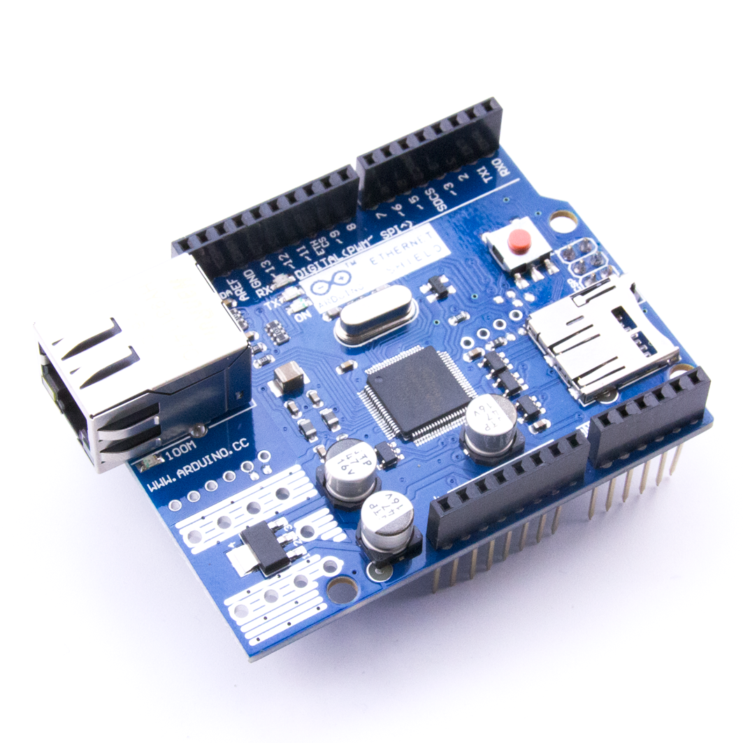 Ethernet W5100 R3 SHIELD  для Arduino