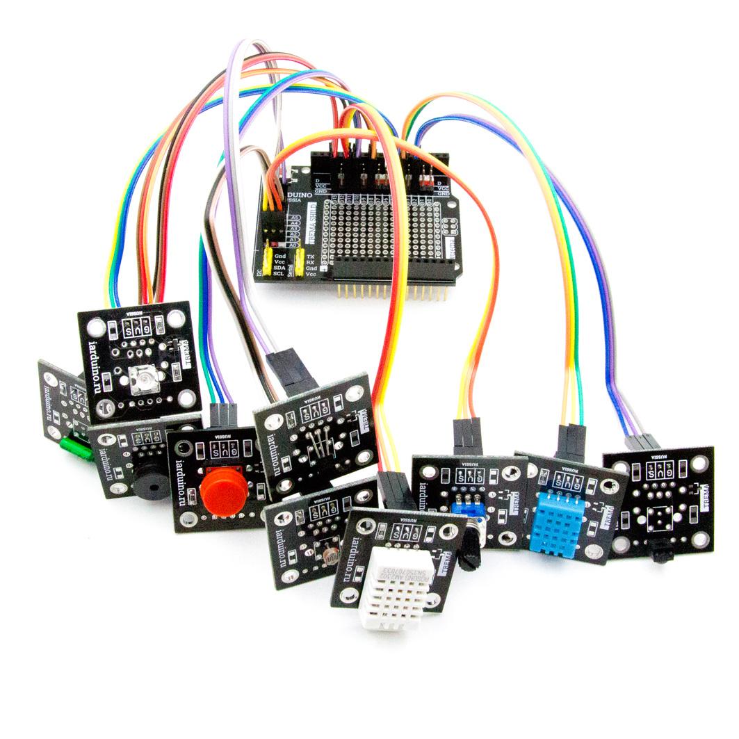 Датчик наклона (Trema-модуль) для Arduino ардуино