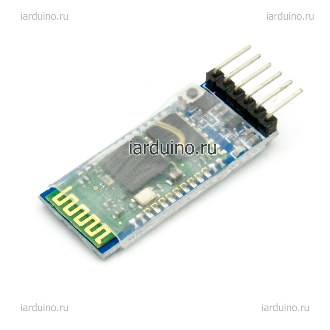HC-05 Bluetooth для Arduino ардуино