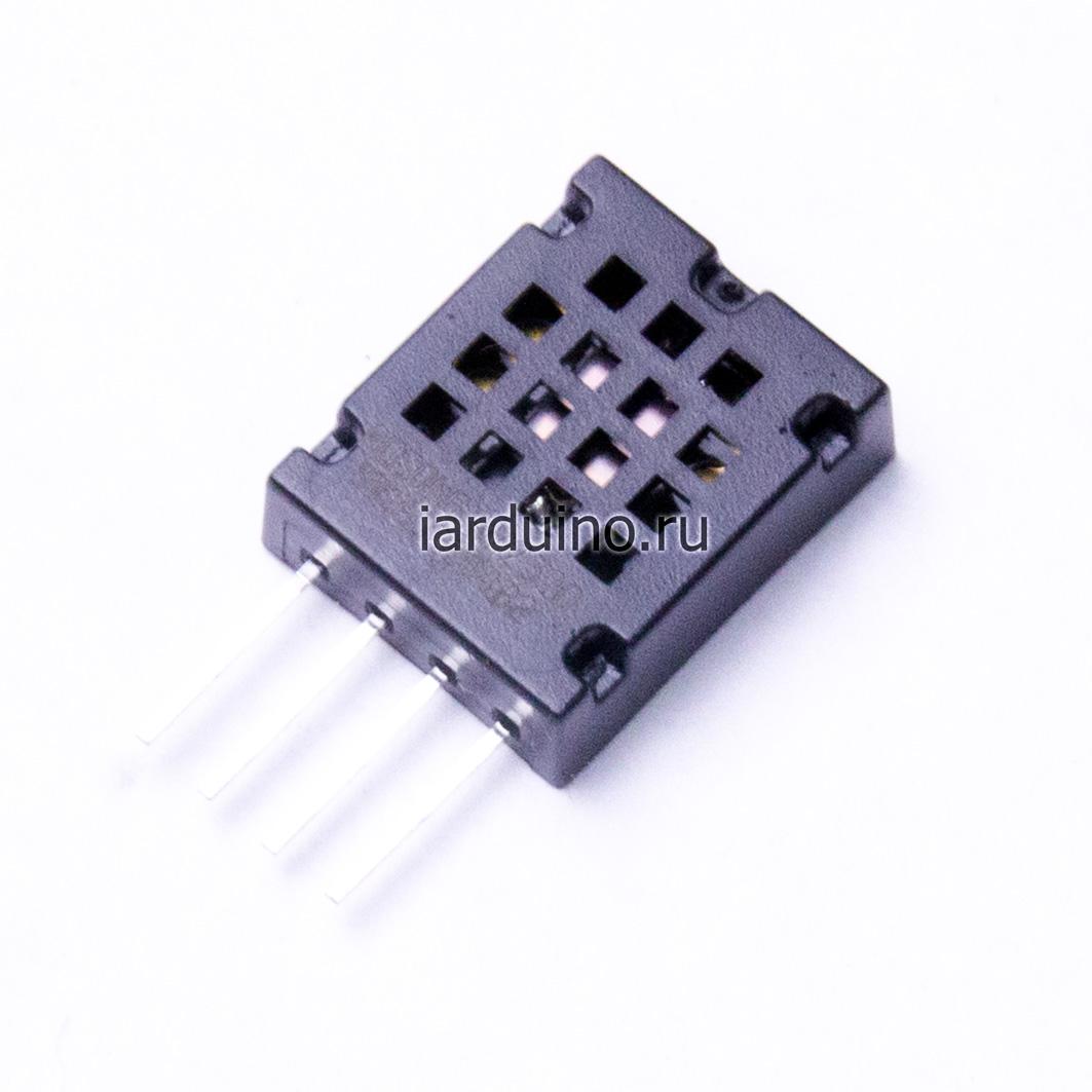 Цифровой датчик температуры и влажности AM2320 для Arduino ардуино