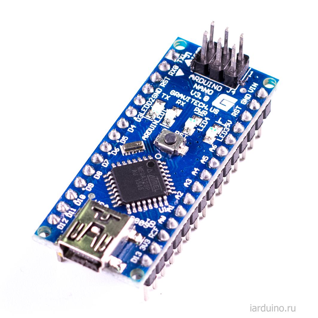 Купить arduino nano для