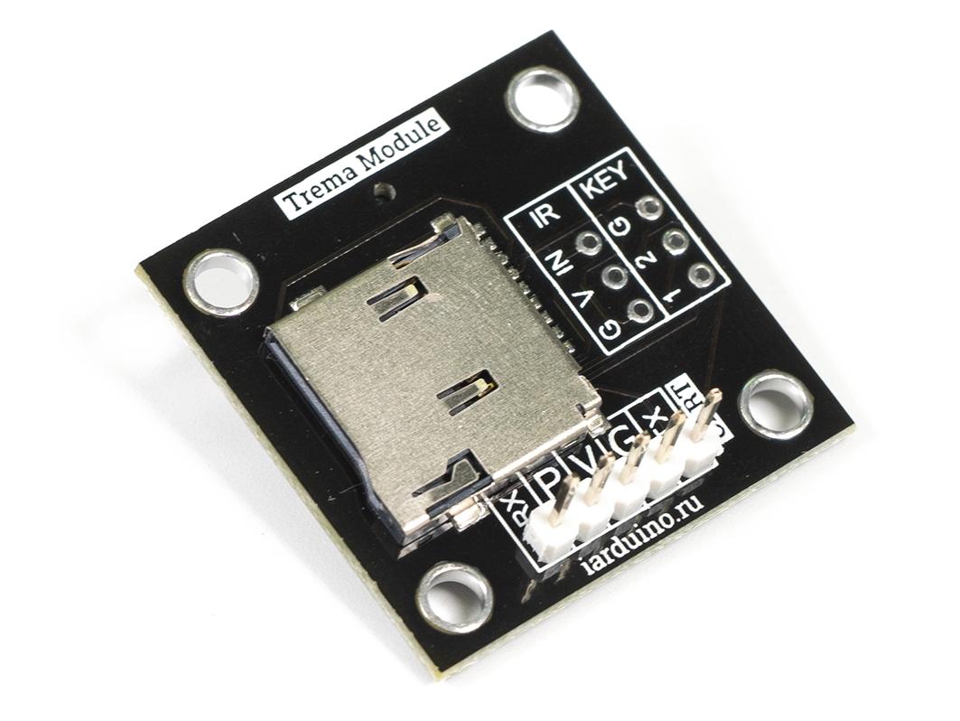 MP3-плеер (Trema-модуль V2.0) для Arduino ардуино