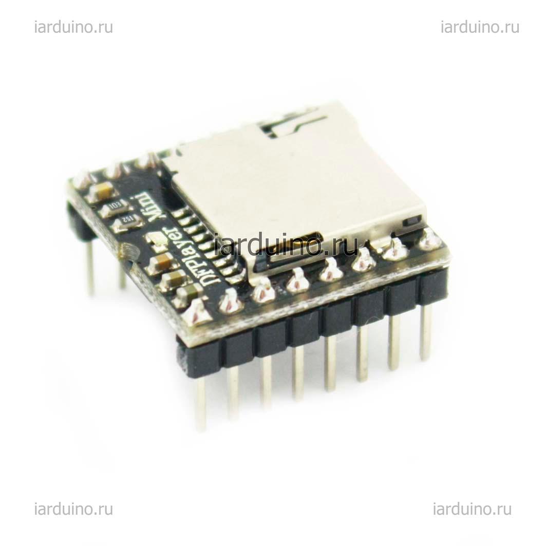 Mini MP3-плеер для Arduino ардуино