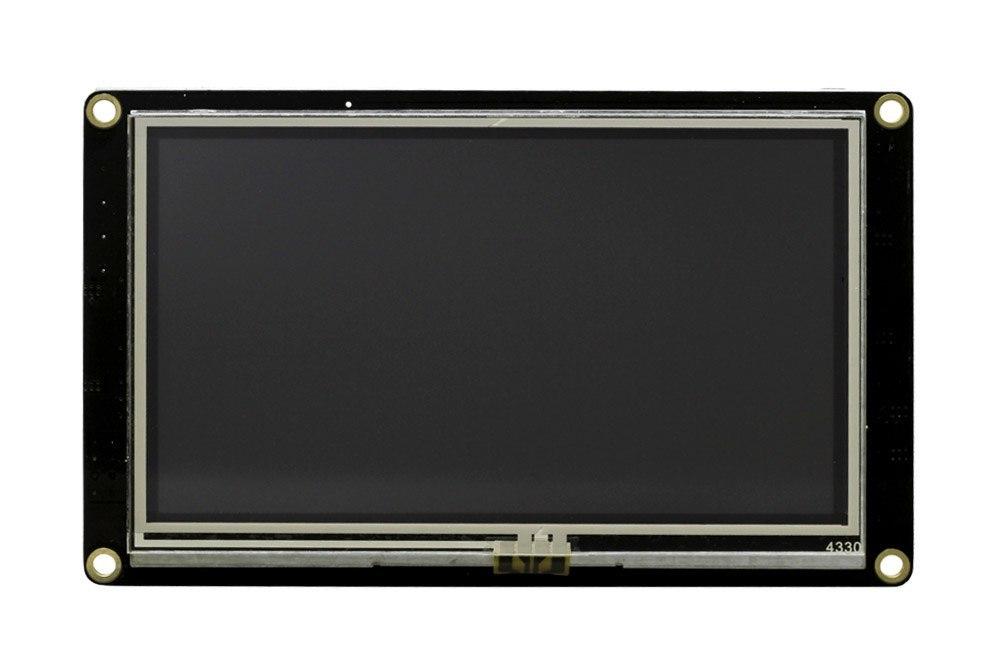 """Цветной сенсорный TFT-экран Nextion 480×270 / 4,3"""" Enhanced для Arduino ардуино"""