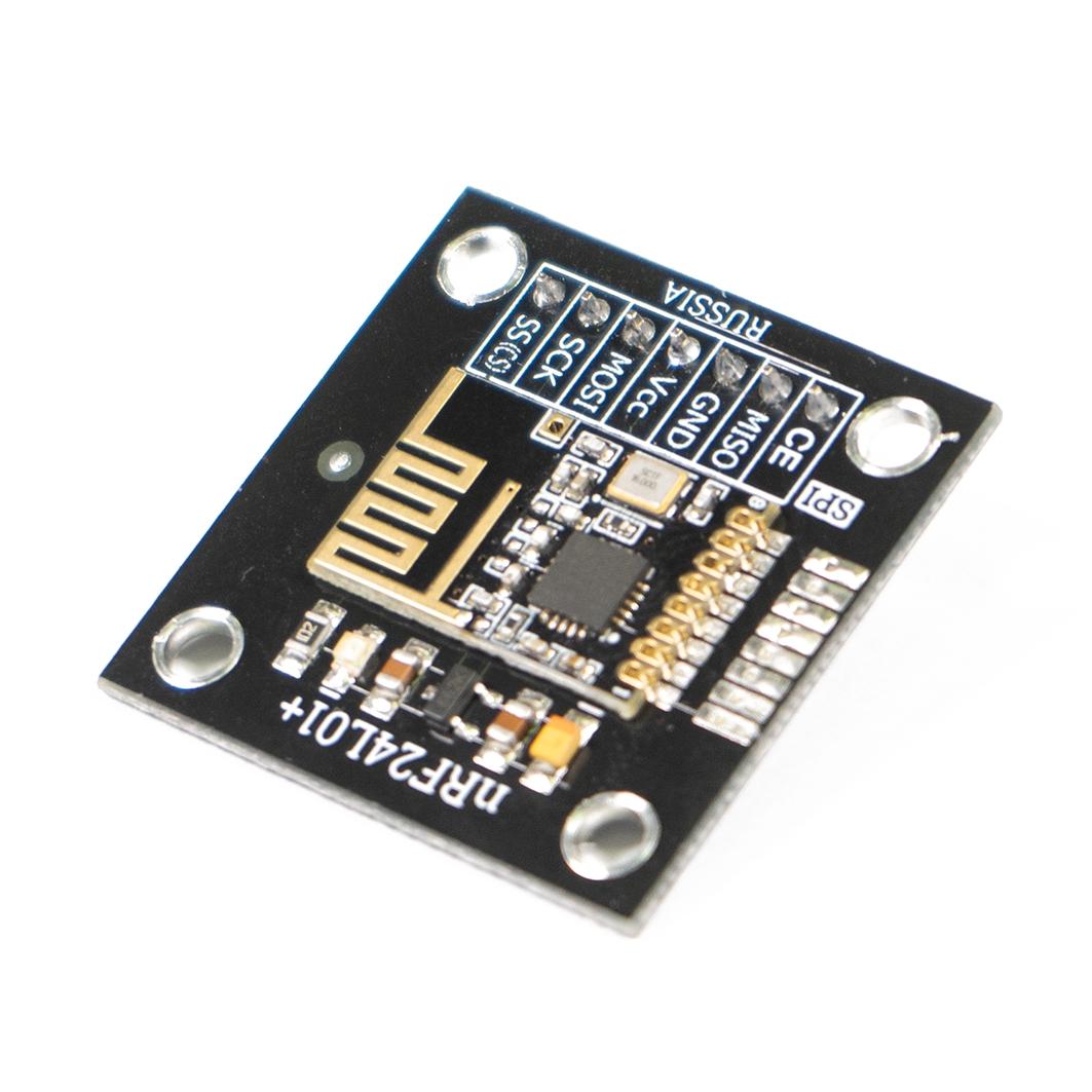 Радио модуль NRF24L01+ 2.4G (Trema-модуль V2.0) для Arduino ардуино