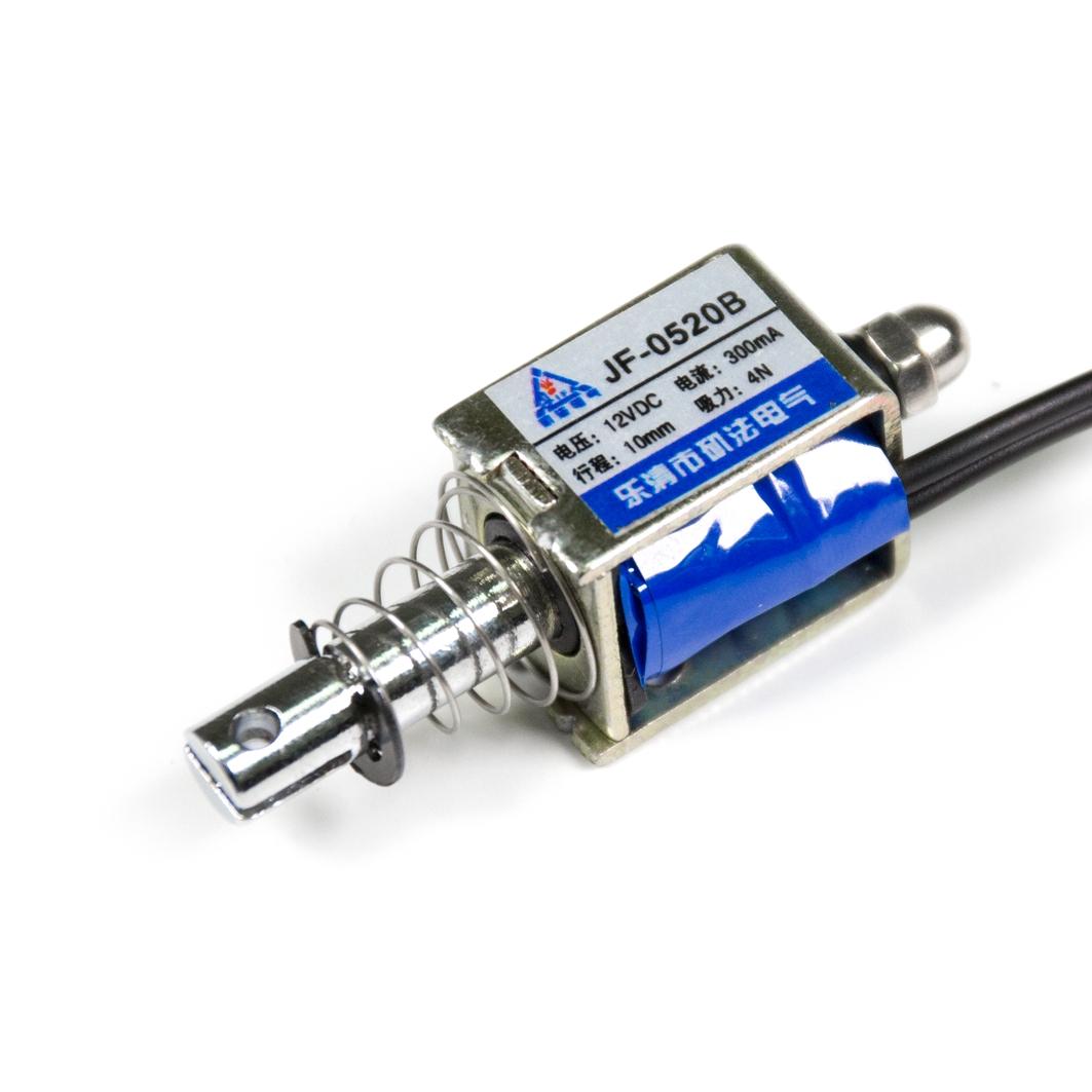 Соленоид TAU-0520 для Arduino ардуино