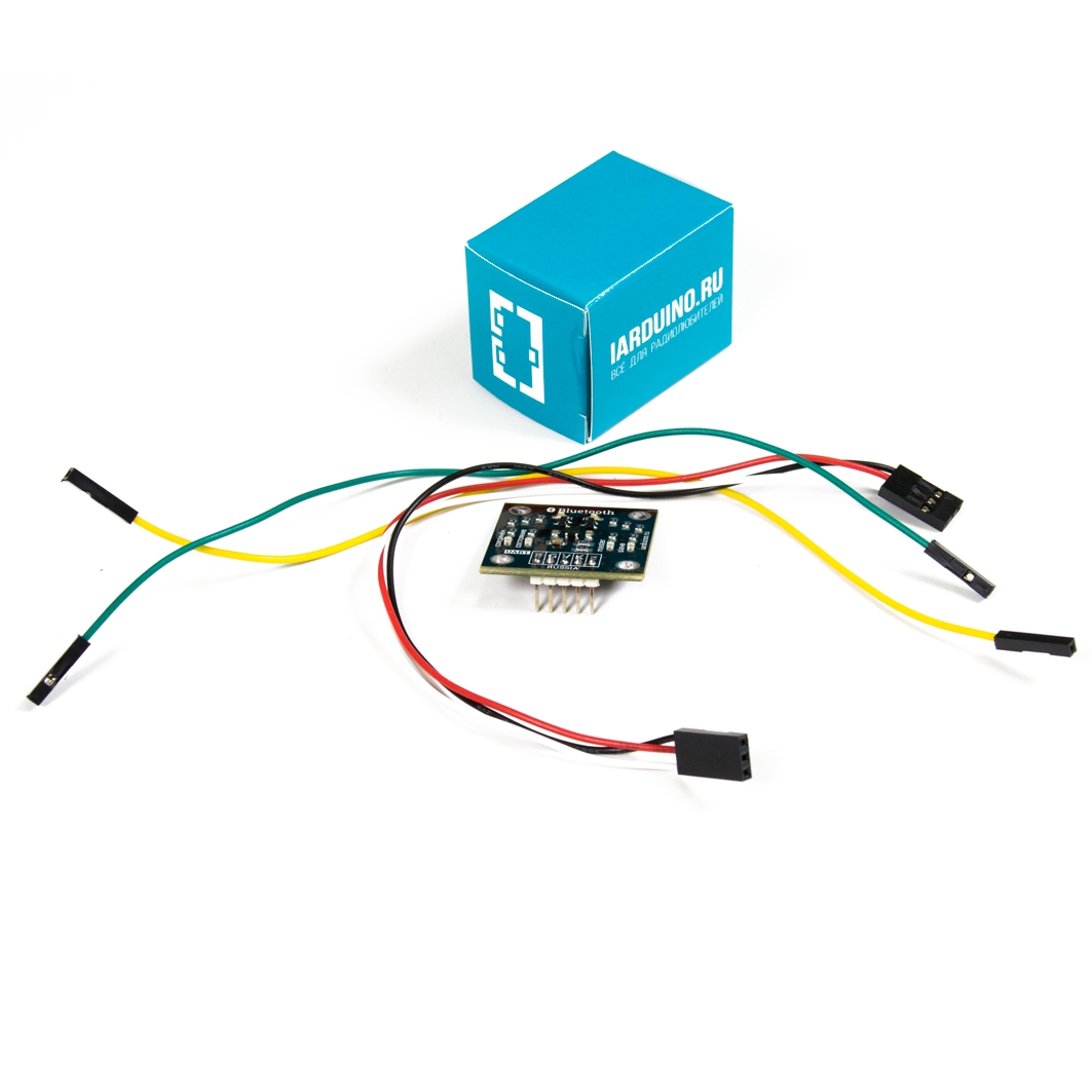 Bluetooth HC-05 (Trema-модуль v2.0) для Arduino ардуино