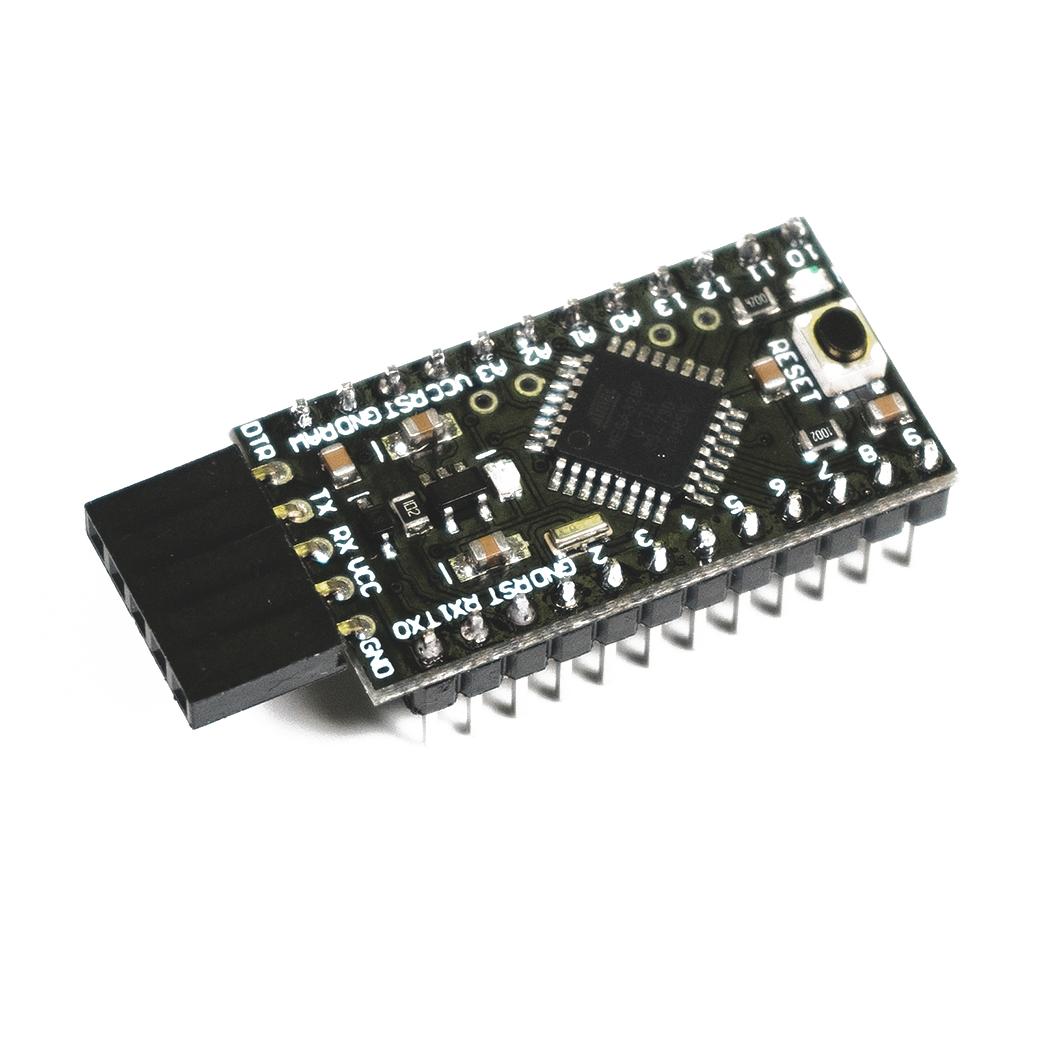 Piranha Pro Mini (с ногами) для Arduino ардуино