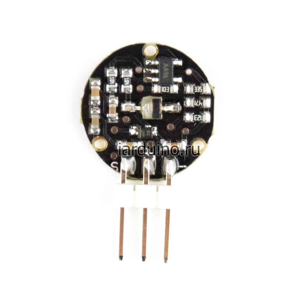 Датчик пульса для Arduino ардуино