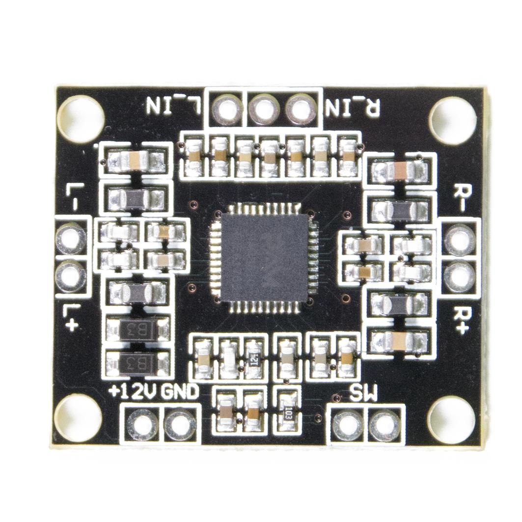 Стерео усилитель 2x10W PAM8610 для Arduino ардуино