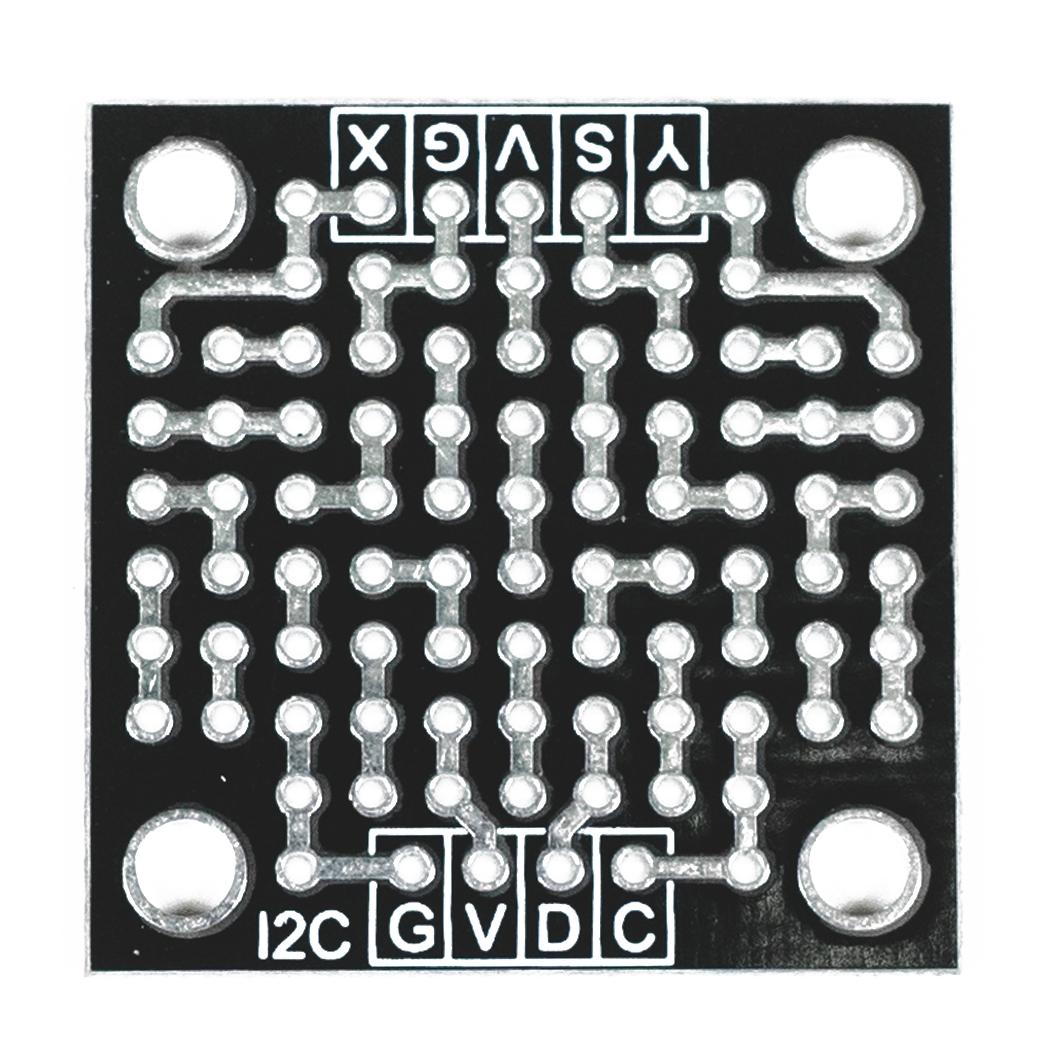 Макетная плата Trema Protoboard (92 точки) для Arduino ардуино