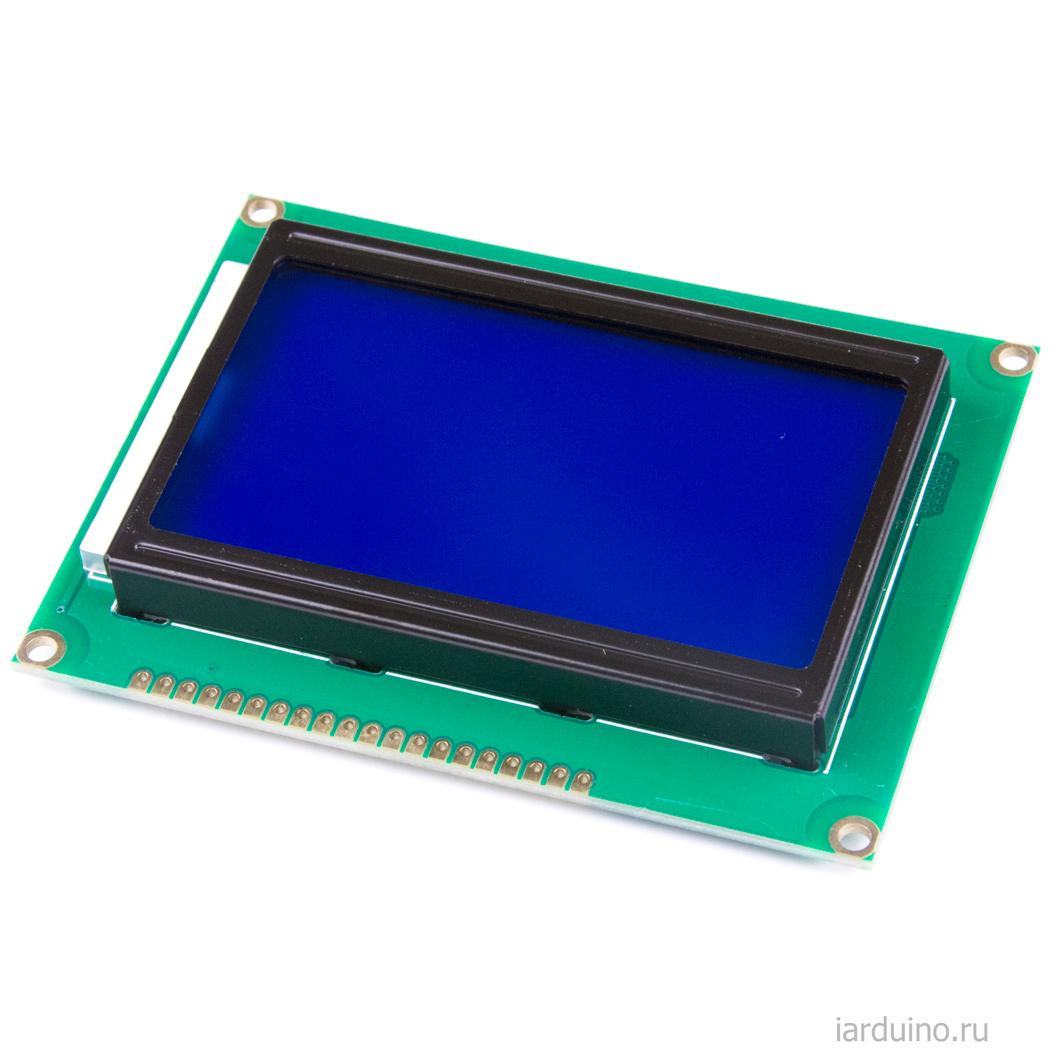 схема подключения lcd lcm1602 к arduino
