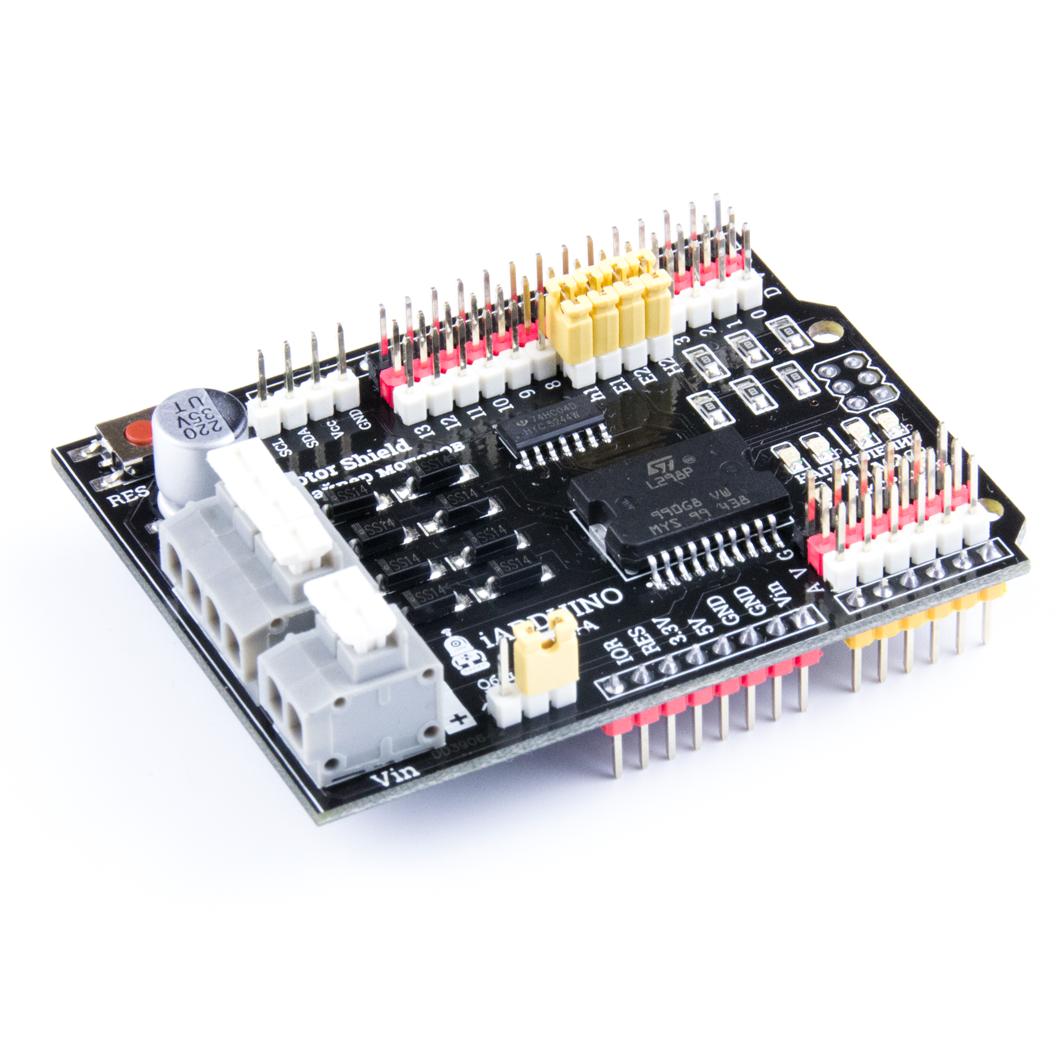 Motor Shield (2 канала) для Arduino ардуино