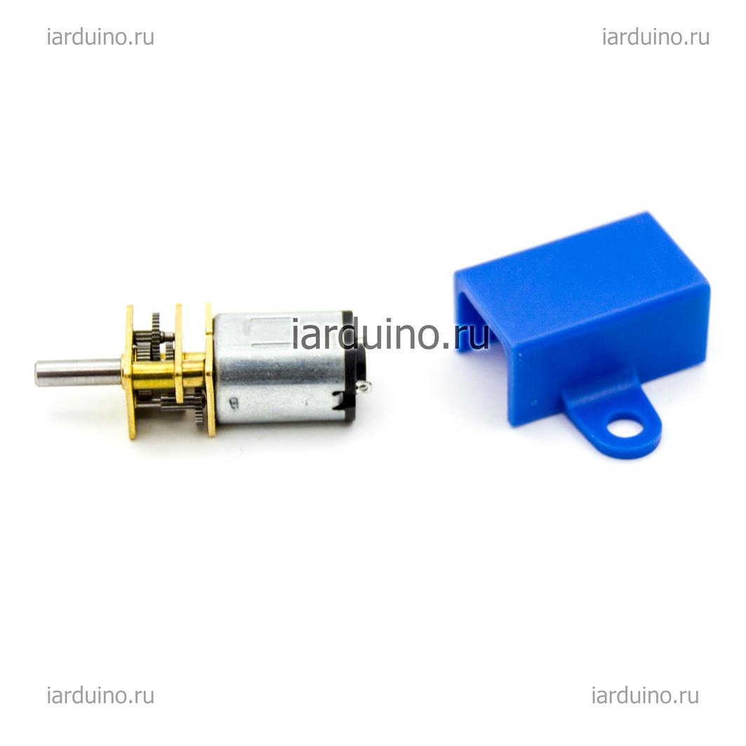 Крепеж для мотора N20 для Arduino ардуино