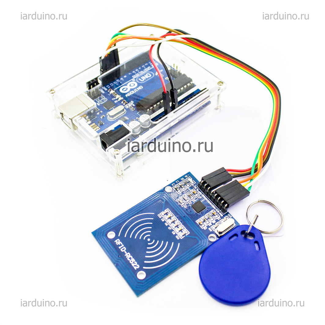 Arduino and android