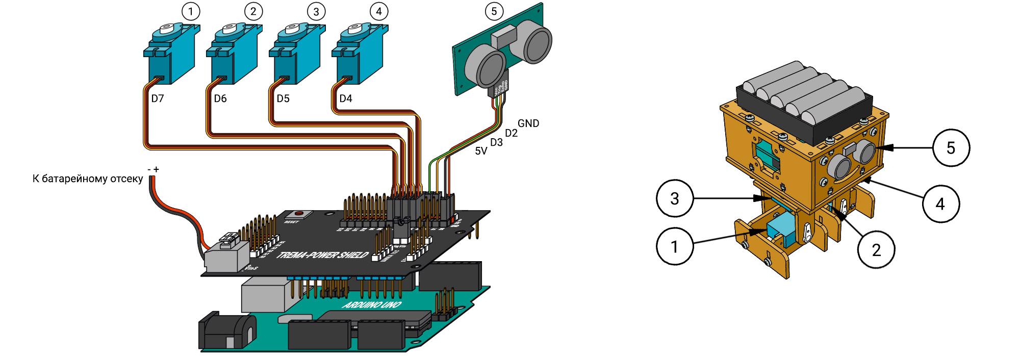 инструкция схема подключить elsr