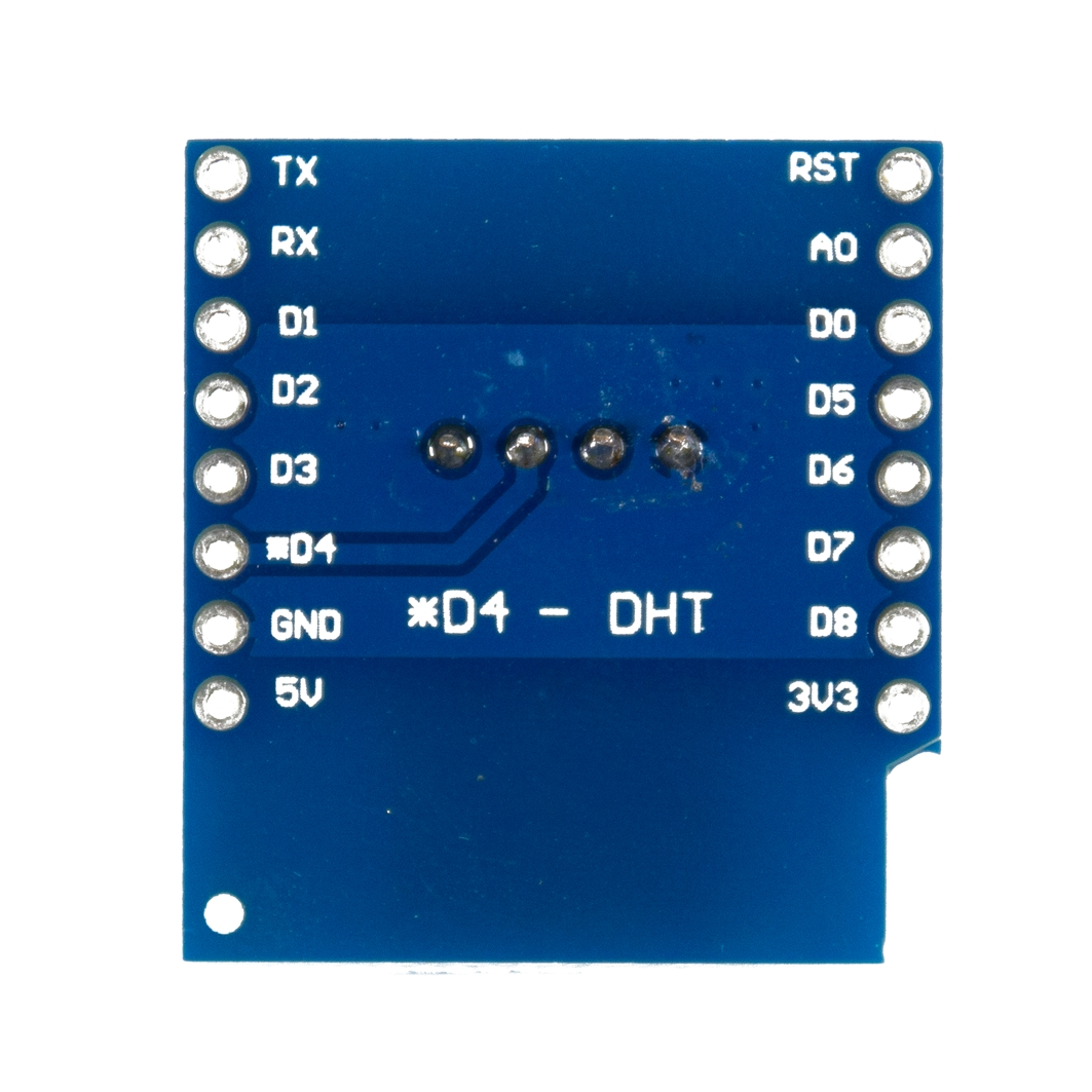WEMOS DHT D4 Shield для Arduino ардуино