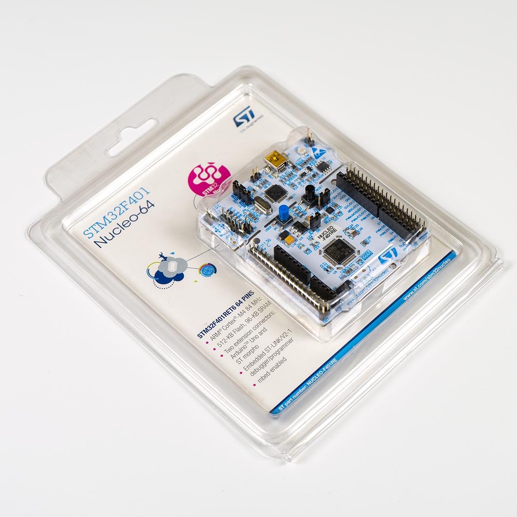 Купить STM32 Nucleo F401RE для Arduino