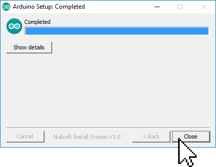 Установка Arduino IDE