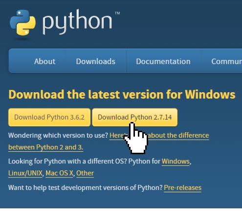 Скачать Python